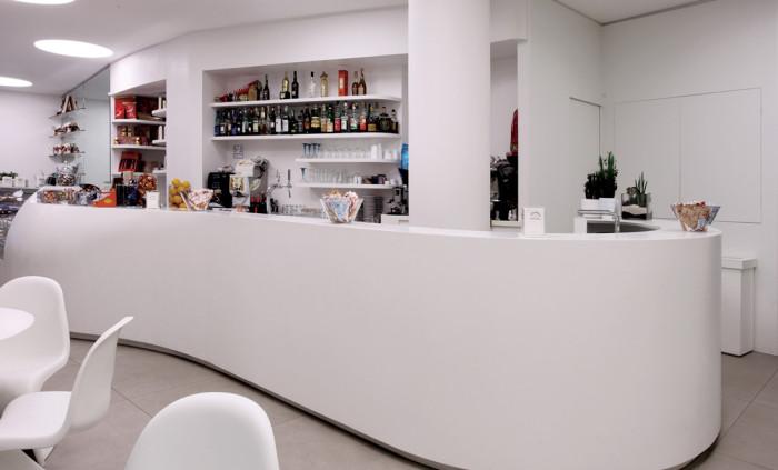 Moldavia - Arredare un locale bar - Bocchini arredamenti