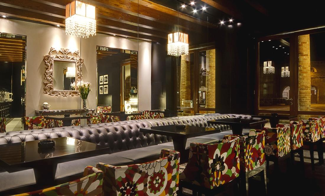 Chocolat - Arredare un locale bar - Bocchini arredamenti